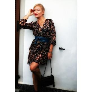 Abito corto stampa floreale | Lorelain