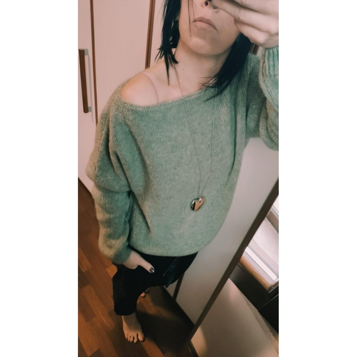 Maglione morbido di lana | Saretta