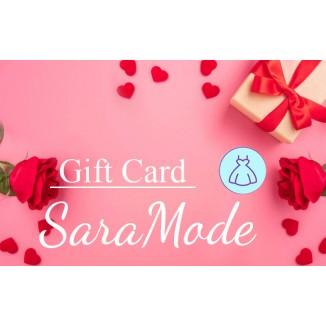 Gift Card di San Valentino