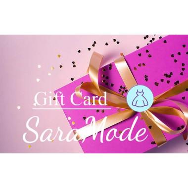 Gift Card Regalo
