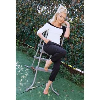 Pantaloni primaverili in tessuto leggero | Heidi