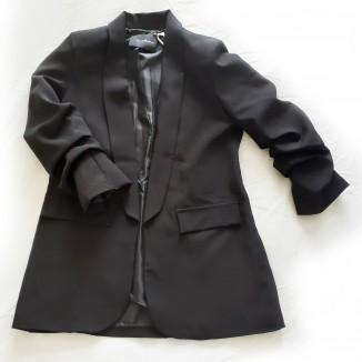 Giacca elegante nera | Clara