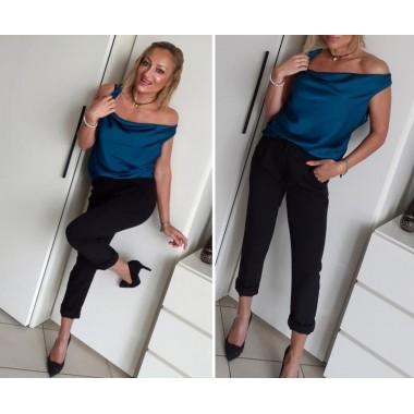 Pantalone elegante nero | Sally