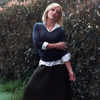 Maglioncino scollo a V | Andrea