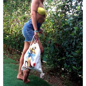 Minigonna di jeans | Rechel